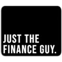 Mouse Mats Just The Finance Guy Mouse Mat