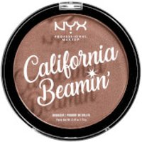 NYX Professional Makeup California Beamin' Face and Body Bronzer 14g (Various Shades) - Free Spirit