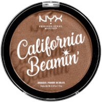 NYX Professional Makeup California Beamin' Face and Body Bronzer 14g (Various Shades) - Golden State