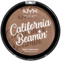 NYX Professional Makeup California Beamin' Face and Body Bronzer 14g (Various Shades) - The Golden O