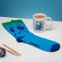 Mr. Grumpy Standard Mug and Socks - Mr Grumpy Gifts