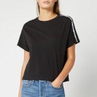 Levi's Women's Varsity T-Shirt - Meteorite - M - Black