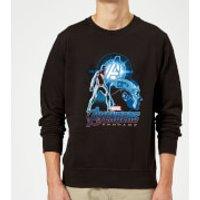 Avengers: Endgame Nebula Suit Sweatshirt - Black - M - Black