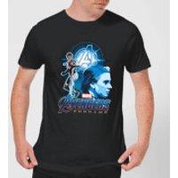 Avengers: Endgame Widow Suit Mens T-Shirt - Black - S - Black