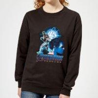 Avengers: Endgame Hulk Suit Women's Sweatshirt - Black - 5XL - Black - Hulk Gifts