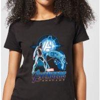 Avengers: Endgame Nebula Suit Women's T-Shirt - Black - M - Black