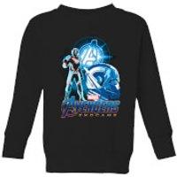 Avengers: Endgame Ant Man Suit Kids Sweatshirt - Black - 5-6 Years - Black