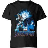 Avengers: Endgame Hulk Suit Kids' T-Shirt - Black - 11-12 Years - Black - Hulk Gifts