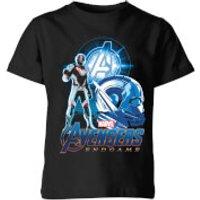 Avengers: Endgame Ant Man Suit Kids' T-Shirt - Black - 9-10 Years - Black