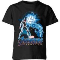 Avengers: Endgame Nebula Suit Kids T-Shirt - Black - 7-8 Years - Black