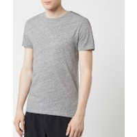 Superdry Men's Superdry Stadium T-Shirt - Superdry Stadium Strt Gry Grit - M - Grey