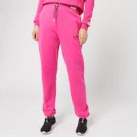 Superdry Women's Elissa Joggers - Sienna Pink - UK 8 - Pink