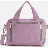 Nunoo Women's Donna Suede Bag - Lavender