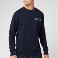 BOSS Men's Wecola Sweatshirt - White - S - White