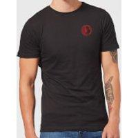 Hellboy B.P.R.D. Hero Pocket Men's T-Shirt - Black - XS - Black
