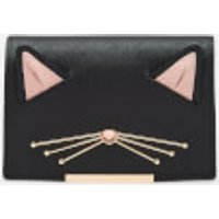 Kate Spade New York Women's Cat Flap Bag Accessory - Black Multi