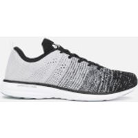 Athletic Propulsion Labs Men's Techloom Pro Trainers - Black/Heather Grey/White - UK 9/US 10 - Black