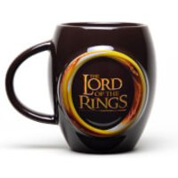 Lord of the Rings One Ring Oval Mug - Lord Of The Rings Gifts