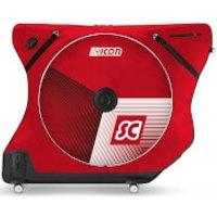 Scicon AeroComfort Road 3.0 TSA Bike Bag - Limited Edition - Stelvio - Scarlet Red