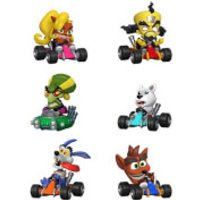 Crash Bandicoot Crash Team Racing Nitro Fueled Mystery Minis - Racing Gifts