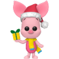 Disney Holiday Piglet Pop! Vinyl Figure - Holiday Gifts