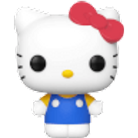 Sanrio - Classic Hello Kitty Pop! Vinyl Figur