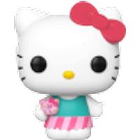 Sanrio - Hello Kitty mit Süßigkeit Pop! Vinyl Figur