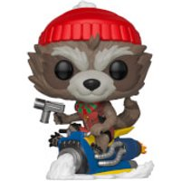 Marvel Holiday Rocket Raccoon Pop! Vinyl Figure