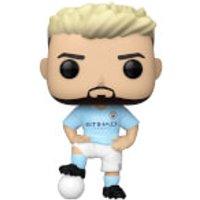 Manchester City Sergio Aguero Football Pop! Vinyl Figure - Manchester City Gifts