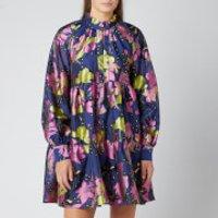 Stine Goya Women's Jasmine Dress - Daffodil Indigo - XS - Multi