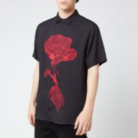 Ksubi Men's No Daisy Shirt - Black - L