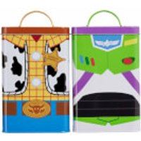 Funko Homeware Disney Toy Story Buzz and Woody Kitchen Storage Tins - Storage Gifts
