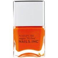 nails inc. NailPure Womanger Nail Varnish 14ml