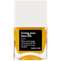 nails inc. Life Hack Living Your Best Life Nail Varnish 14ml