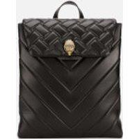 Kurt Geiger Women's Leather Kensington Backpack - Black