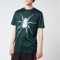 Lanvin Men's Spider T-Shirt - Black Green - XL - Green