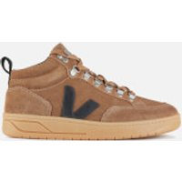 Veja Women's Roraima Suede Hiking Style Boots - Brown/Black/Natural - UK 4/EU 37