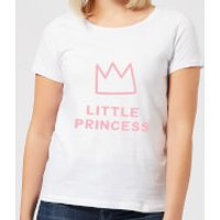Little Princess Women's T-Shirt - White - XS - White