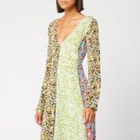 Stine Goya Women's Maca Dress - Meadow - S