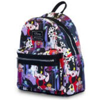 Loungefly Disney Villains Mini Backpack - Backpack Gifts