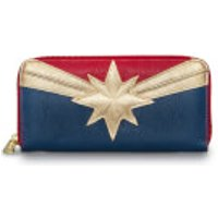 Loungefly Marvel Captain Marvel Wallet - Wallet Gifts