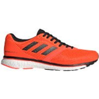 adidas Adizero Adios 4 Running Shoes - Red - UK 9