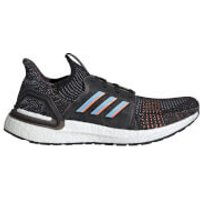 adidas Ultra Boost 19 Running Shoes - Black/Blue - US 13/UK 12.5