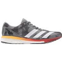 adidas Adizero Boston 8 Running Shoes - Grey - UK 12