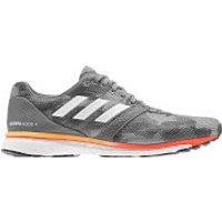 adidas Adizero Adios 4 Running Shoes - Grey - UK 12