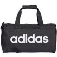 adidas Linear Core Duffle Bag - XS - Black