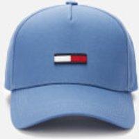 Tommy Jeans Men's Flag Cap - Federal Blue
