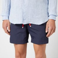 Orlebar Brown Men's Standard Swim Shorts - Navy - W32/M - Blue