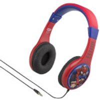 Marvel Spider-Man Kids' On-Ear Wired Headphones