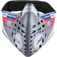 Respro Cinqro Mask - L - Silver